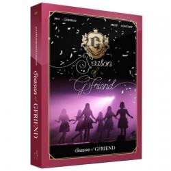 "[PRE-ORDER] GFRIEND - 2018 GFRIEND First Concert ""SEASON OF GFRIEND"" (3DVD)"