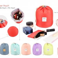 กระเป๋าจัดระเบียบอุปกรณ์และเครื่องสำอางค์