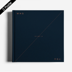 [PRE-ORDER] NU'EST W - WHO, YOU (YOU VER.)