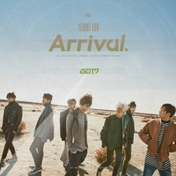 "[PRE-ORDER] GOT7 - 6th Mini Album ""FLIGHT LOG : ARRIVAL"" (Random Cover สุ่มปก)"