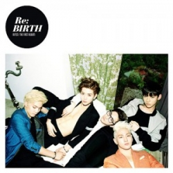 "[PRE-ORDER] NU'EST - 1st Album ""Re:BIRTH"""