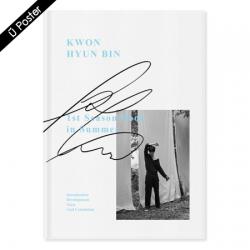 [PRE-ORDER] KWON HYUN BIN - 1st Season Book in Summer