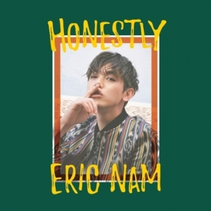 "[PRE-ORDER] ERIC NAM - 3rd Mini Album ""HONESTLY"""