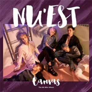 "[PRE-ORDER] Nu'est - 5th Mini Album ""CANVAS"""