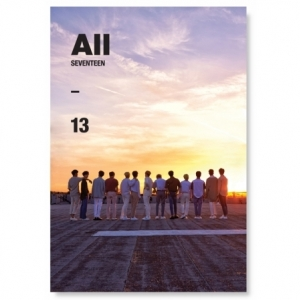 "[PRE-ORDER] SEVENTEEN - 4th Mini Album ""AL1"" (Ver.3 ALL [13])"