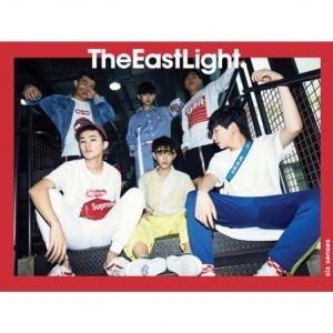 """[พร้อมส่ง 1 อัลบั้ม] THE EASTLIGHT. - 1st Mini Album """"SIX SENSES"""""""
