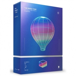 [PRE-ORDER] BTS - 2017 BTS LIVE TRILOGY EPISODE III THE WINGS TOUR IN SEOUL CONCERT (3DVD)