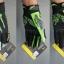 ถุงมือ Thor Monster สีเขียวดำขาว - เต็มนิ้ว thumbnail 3