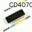 CD4070 DIP-14 CD4070BE IC logic