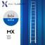 บันไดอลูมิเนียม ยืดหดได้ MX-13 ทรงพาด ยาว 3.8 เมตร thumbnail 1