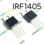 IRF1405 N-MOSFET 55V 169A