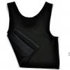 เสื้อกล้ามทอม Short Dri-Cool (สีดำ)