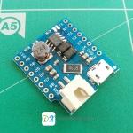 Battery Shield For WeMos D1 mini