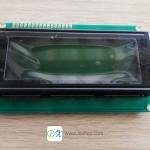 จอ LCD 20x4 สีเขียว 2004 LCD Module with LED Green Backlight