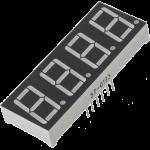 การใช้งาน 7 Segment กับ Arduino ตอนที่ 2 7 Segment 4 หลัก