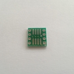 PCB Adapter SO8 MSOP8 SOIC8 TSSOP8 SOP8 to DIP8