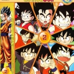 Dragon Ball ดราก้อนบอล ภาคกำเนิด ตอนเด็ก 15 แผ่นจบ แบบ v2d