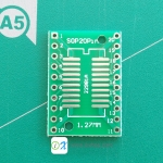 PCB Adapter SOP20 SSOP20 TSSOP20 to DIP20