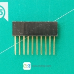 1x10 pin Stackable Female Header