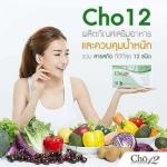 1 กล่อง Cho12 โช ทเวลฟ์ ลดน้ำหนัก ผลิตภัณฑ์เสริมอาหาร เนยโชติกา สารสกัดจากธรรมชาติ 100% ส่งฟรี EMS