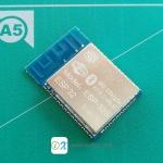 ESP32 ESP32S new WiFi BLE chip dual core 32-bit mcu + PCB Adapter