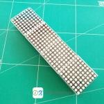 4 in 1 Dot Matrix Display Module MAX7219