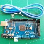 Arduino Mega 2560 R3 ATmega16U2 + USB Cable (Compatible)