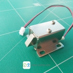 12VDC 350mA Electric Lock Solenoid