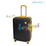 Fantastico กระเป๋าเดินทาง วิวิด 28 นิ้ว (71 ซม.) สีเหลือง รุ่น KB0146YL-L