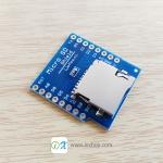 Micro SD Shield for WeMos D1 mini