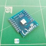 WS2812B RGB SHIELD for WeMos D1 mini