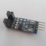 Counter / Speed Sensor Groove Opto Coupler Optical Sensor Module