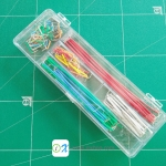 140pcs Breadboard Jumper Cable Wire