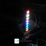 NeoPixel Stick 8 channel WS2812 5050 RGB LED