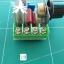 2000W 50-220V 10A AC Motor Speed Controller thumbnail 2