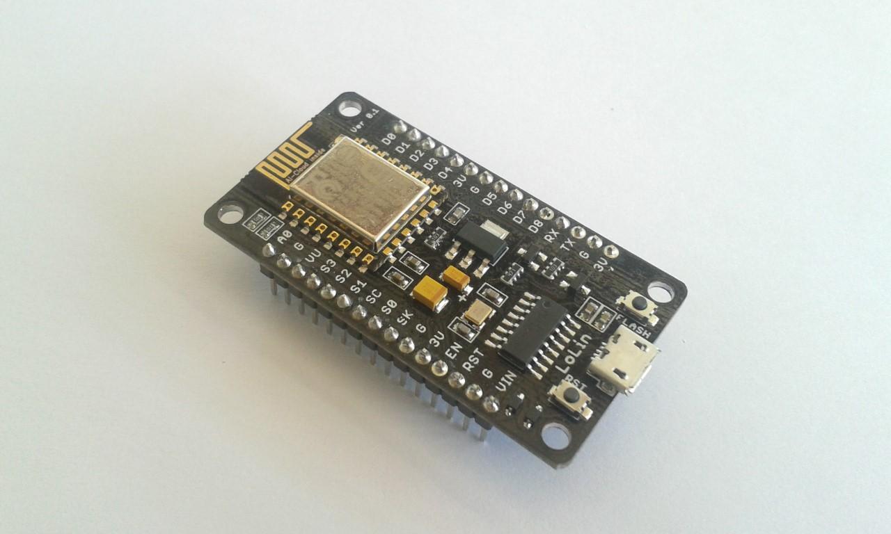 NodeMCU V3 Lua WIFI development board (Compatible)