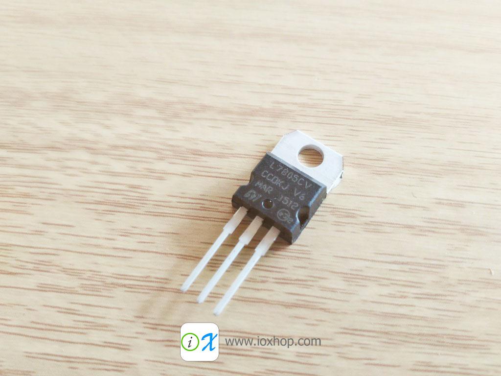 L7805 Linear Voltage Regulators 5V 1.5A