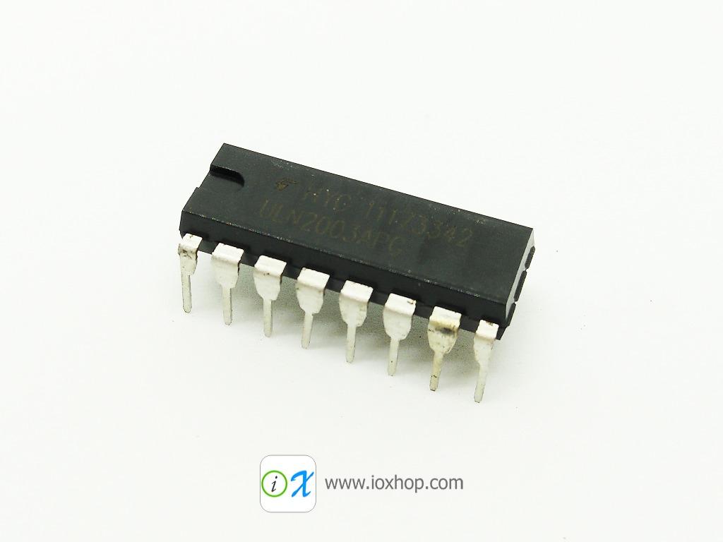 ULN2003 7 Channel Transistor Arrays