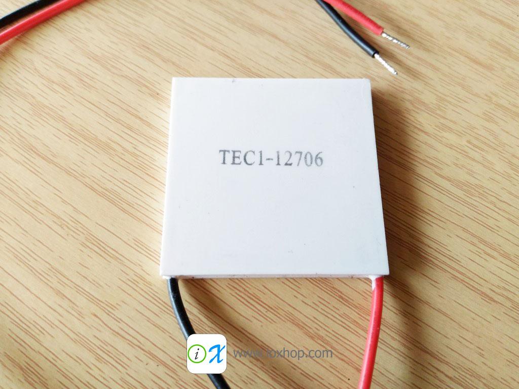 TEC1-12706 12706 TEC Thermoelectric Cooler Peltier 12V