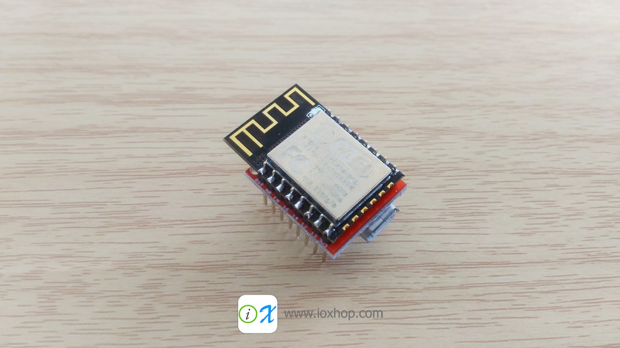 ESPIOX ESP8266 Development Board Micro ESP8266