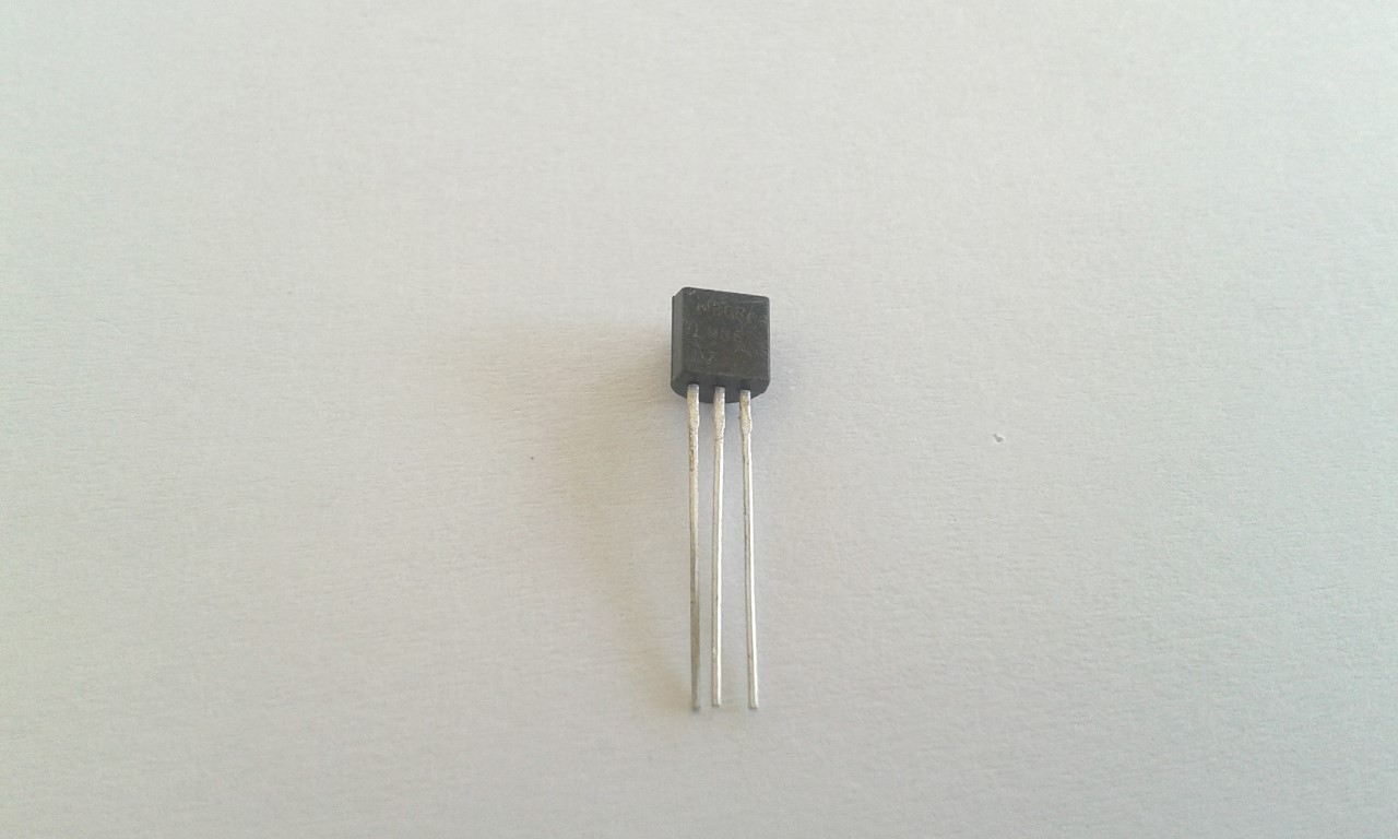 LM35DZ Temperature Sensors