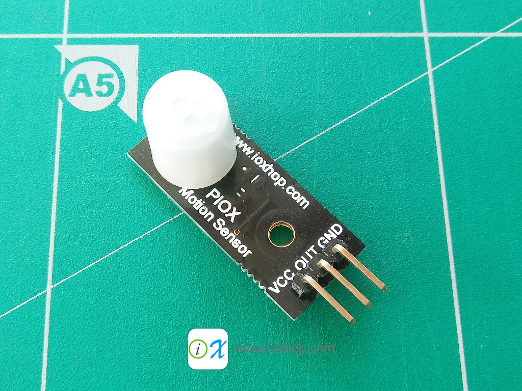 PIOX Motion Sensor เซ็นเซอร์ตรวจจับความเคลื่อนไหวความแม่นยำสูง