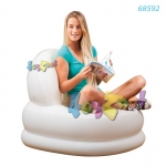 Intex เก้าอี้เป่าลม โหมดแชร์ สีขาว รุ่น 68592