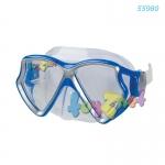 Intex หน้ากากดำน้ำ เอวีเอเตอร์ โปร ซิลิโคน สีน้ำเงิน รุ่น 55980
