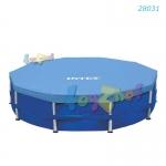 Intex ผ้าคลุมสระเมทัลเฟรม 12 ฟุต (366 ซม.) รุ่น 28031