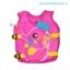 STL เสื้อชูชีพปรับขนาดได้ เด็ก 5-6 ขวบ ลายม้าน้ำ รุ่น P24FS00080SH5-6 thumbnail 1
