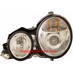 ไฟหน้าโปรเจคเตอร์ BENZ E-CLASS W210 95-98 ขาว