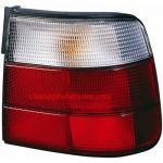 ไฟท้าย BMW 5 SERIES E34 88-96 ขาวแดง