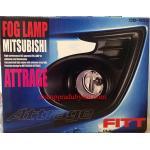 ไฟตัดหมอก สปอร์ตไลท์ MITSUBISHI ATTRAGE 13-16 FITT