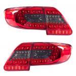 ไฟท้าย TOYOTA ALTIS 10-13 SMOKE แดง LED